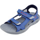 Columbia Techsun Vent Sandals Childrens stormy blue/mountain red